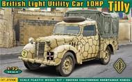 Ace Plastic Models  1/72 British 10hp Tilly Light Utility Car AMO72500