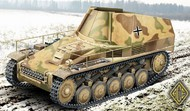 Ace Plastic Models  1/72 Munitionsschlepper w/Wespe Ammo Carrier (D)<!-- _Disc_ --> AMO72502