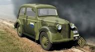 Ace Plastic Models  1/72 British Forlite 8HP Staff Car AMO72513