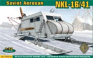 Ace Plastic Models  1/72 Soviet NKL16/41 Armored Aerosan AMO72516