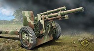 Ace Plastic Models  1/72 M2A1 105mm US Field Howitzer Gun AMO72527