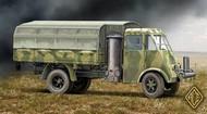 Ace Plastic Models  1/72 AHN French 3.5-Ton Truck w/Gas Generator AMO72532