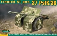 Ace Plastic Models  1/72 37mm PstK/36 Finnish Anti-Tank Gun AMO72534
