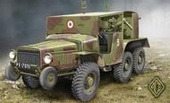 Ace Plastic Models  1/72 W15T CC 6x6 French Tank Hunter AMO72537