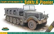 Sd.Kfz.6 Pionier Zugkraftwagen 5t #AMO72567