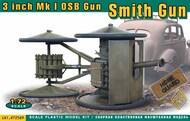 Ace Plastic Models  1/72 Smith Gun 3 inch Mk I OSB gun AMO72569