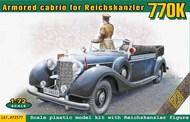 770K Armored Cabrio for Reichskanzler (2 passenger) #AMO72577