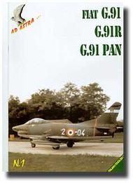Ad Astra   Fiat G.91, G.91R, G.91 PAN ADAS01