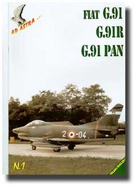 Ad Astra   N/A Fiat G.91, G.91R, G.91 PAN ADAS01