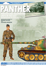 ADH Publishing   N/A Firefly Collection No.10: Panther and Jagdpanther Units in the East Bagration to Berlin Vol.1 ADH166