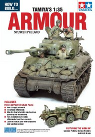 ADH Publishing   N/A How to Build Tamiya Armour Kits in 1/35 Book- Net Pricing ADH36