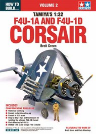 How to Build The Tamiya's 1/32 Vought F4U-1a & F4U-1d Corsair #ADH64