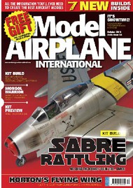 ADH Publishing   N/A Model Airplane International Magazine Issue #135 ADHA135