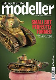 ADH Publishing   N/A Military Illustrated Modeller Magazine AFV Edition Issue #70 ADHMI70