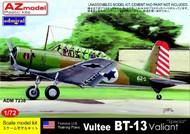 Admiral Models  1/72 Vultee BT-13 Valiant Decals IAF B-62, 101st S ADM72038
