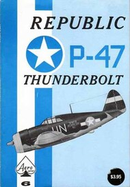 Aero Publishing   N/A Collection - Republic P-47 Thunderbolt AEB9665