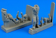AeroBonus by Aires  1/48 WWI German & Austro-Hungarian Aircraft Crew ABN480139