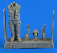 AeroBonus by Aires  1/48 Warshaw Pact Aircraft Mechanic #2 (Standing) ABN480166
