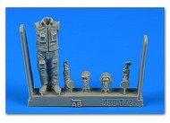 AeroBonus by Aires  1/48 Warshaw Pact Soviet Aircraft Mechanic #1 (Standing) ABN480172