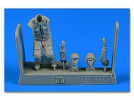AeroBonus by Aires  1/48 Warshaw Pact Soviet Aircraft Mechanic #2 (Knees Bent) ABN480173