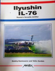 AeroFax   N/A Ilyushin IL-76 MC106