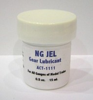 AERO-CAR HOBBY LUBRICANTS   N/A NG Jel Gear Lube 1/2oz. Jar (D)<!-- _Disc_ --> ACR1111