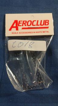 Meteor Mk.7 Canopy #AEC018