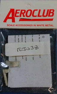 Aeroclub Models  1/72 MB Mk9 1 w/PE brass AEJ038