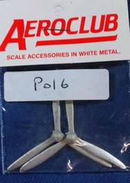 Aeroclub Models  1/72 2 12' Fairey Reed 3bld AEP016
