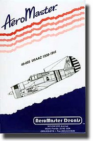 Aeromaster Products  1/48 Collection - USAAF - 1938-42 AES48055