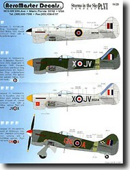 Aeromaster Products  1/48 Storms in the Sky Part 6: Tempests AES48329