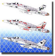 Aeromaster Products  1/48 Kennedy's Hornets 2002/2003 Pt.1 AES48607