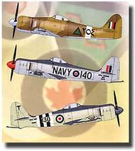 Aeromaster Products  1/48 Sea Fury Part III AES48712