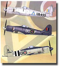Aeromaster Products  1/48 Sea Fury Part IV AES48713