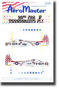 Aeromaster Products  1/72 86th FBG Thunderjets Pt.I AES72195