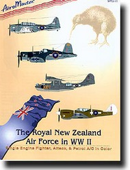 Aeromaster Products  1/72 The Royal New Zealand Air Force in WW II AESSP72010