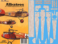Aeromaster Products  1/72 Albatros D.I - D.III Wood Grain AN72234