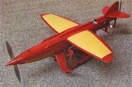Aerotech  1/32 Piaggio Pegna Pc-7 built for the 1929 Schneider Cup race AT32017