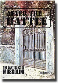 After The Battle Magazine   N/A Last Days of Mussolini ABM007
