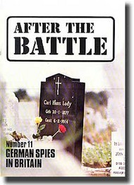 After The Battle Magazine   N/A German Spies in Britain ABM011