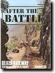 After The Battle Magazine   N/A Death Railway ABM026