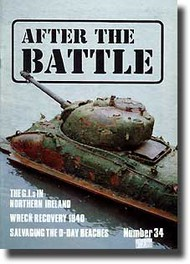 After The Battle Magazine   N/A GIs in Northern Ireland ABM034