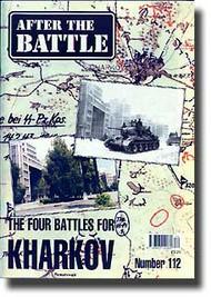 After The Battle Magazine   N/A The Four Battles for Kharkov ABM112