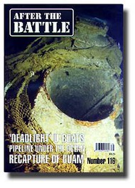 After The Battle Magazine   N/A 'Deadlight' U-Boats Pipe ABM116