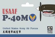 AFV Club  1/144 Curtiss P-40M USAAF AFV144S03