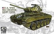 AFV Club  1/35 WWII US M24 Chaffee Light Tank AFV35054
