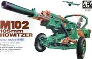 AFV Club  1/35 M102 105mm Howitzer Gun AFV3506