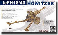 AFV Club  1/35 German 10.5cm Howitzer (Late Version) AFV35089