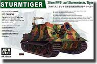 38cm RW61 Ausf Sturmmorser Tiger