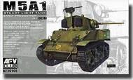 M5A1 Light Tank Stuart #AFV35105